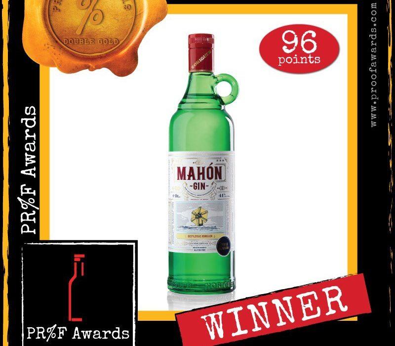 Gin Mahón ya está en Chile