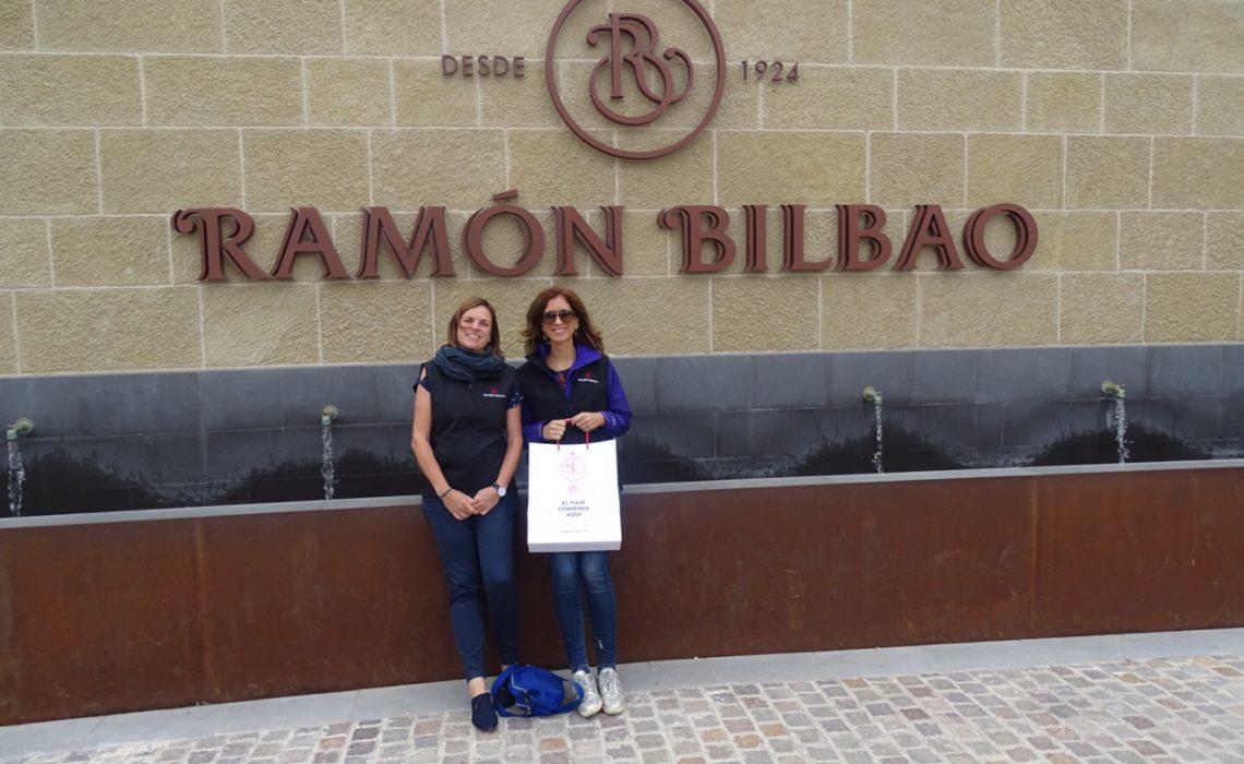 Visita bodega Ramón Bilbao
