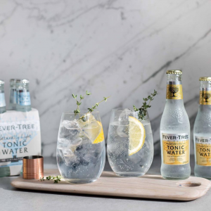 Tipos de tónica Fever Tree