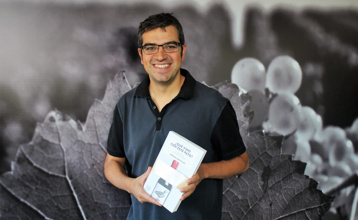 Entrevista Ferrán Centelles: «Saber es poder»