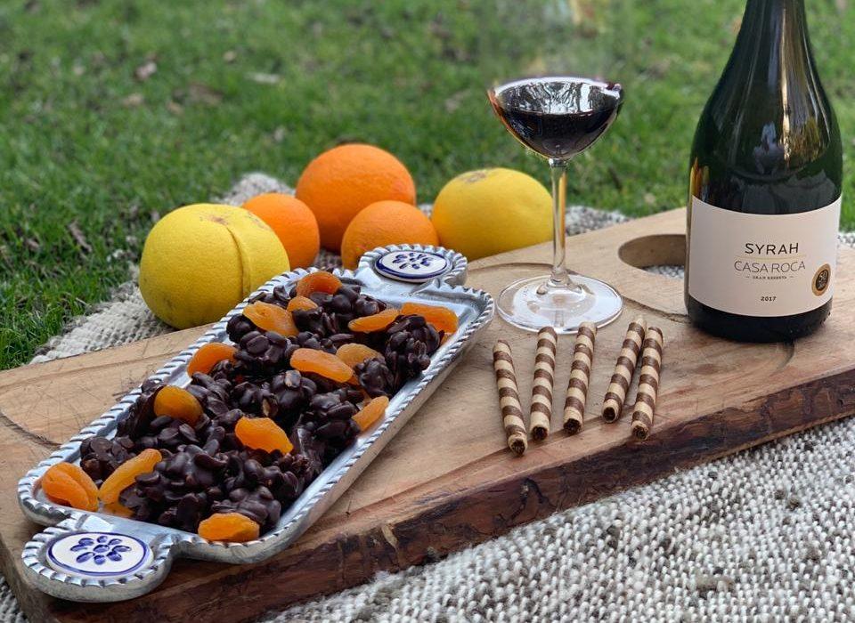 Viña Casa Roca crea vino natural, Gran Reserva, especialmente embotellado para SUPERMERCADO DIEZ