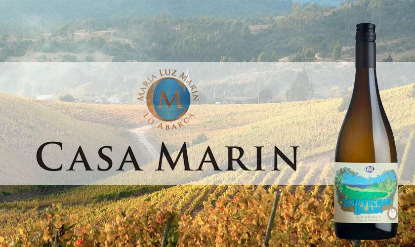 Nuevo vino Casa Marin Gran Reserva Sauvignon Blanc 2019