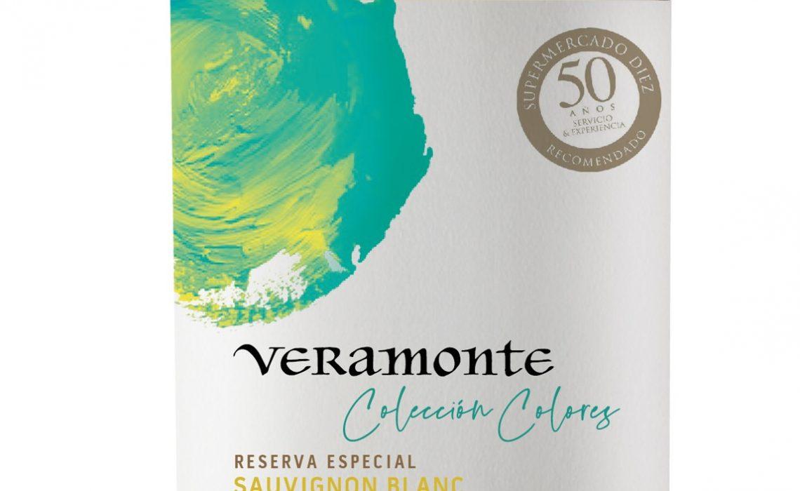 Viñedos Veramonte lanzó dos nuevos vinos Colección Colores Reserva Especial especialmente para SUPERMERCADO DIEZ