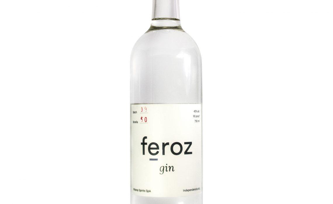 Nuevo Gin Feroz