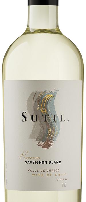 Nueva cosecha 2020 de Sutil Sauvignon Blanc