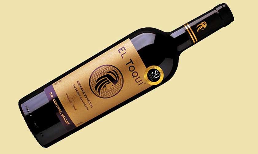 Casas del Toqui crea un vino especial para S. Diez