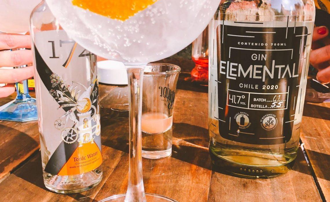 Gin Elemental llega a Supermercado Diez