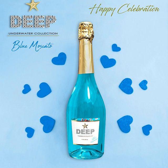 Nuevo espumante Deep Blue