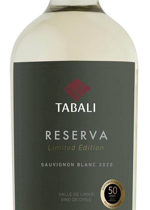 Viña Tabali agrega a su línea exclusiva un nuevo Sauvignon Blanc etiquetado especialmente para Supermercado Diez
