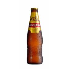 Caja de 24 unidades Cerveza Cusqueña 330 cc ( $625 c/u)
