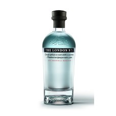 Gin London N°1, 700cc + 2 Botellas agua tonica Britvic 200cc