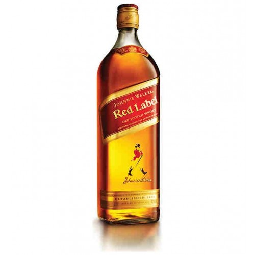 Johnnie Walker Red Label 1.000 cc