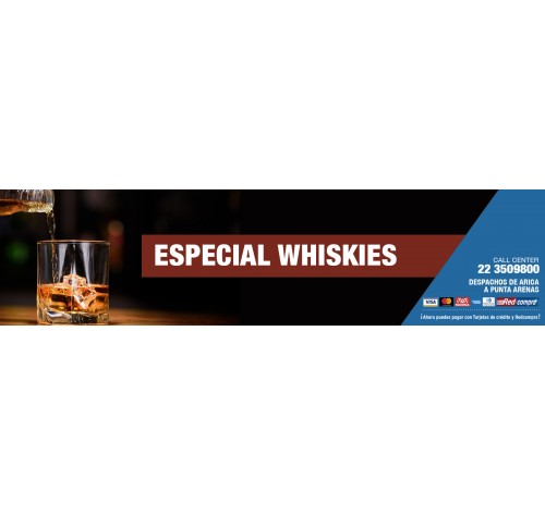 especial whiskies