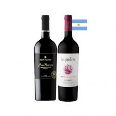 Pack 6 botellas Gran Reserva Montgras exclusivo + 6 las Perdices Malbec Argentino ($3.990 c/u)