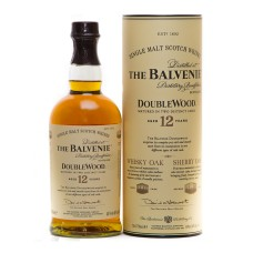 Whisky The Balvenie, DoubleWood, 12 años, 700 ml