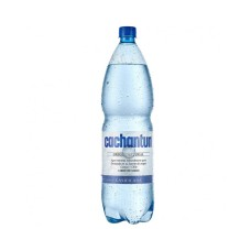 Caja 6 unidades Agua Mineral Cachantun gasificada, 1.600 ml ($790 c/u)