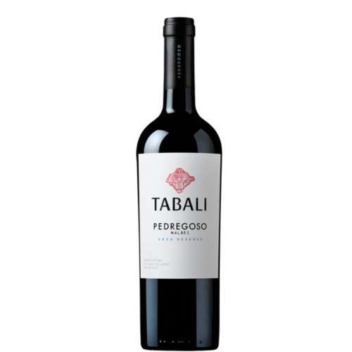 Caja 6 unidades Tabali Pedregoso Gran Reserva Malbec ($5.990 c/u)
