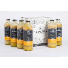 Caja 6 unidades La Pizka Maracuya, Pisco Sour Premium ($8.900 c/u)