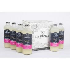 Caja 6 unidades La Pizka Sin Azúcar, Pisco Sour Premium ($9.990 /u)