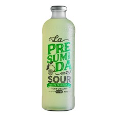 Pisco Sour La Presumida Menta Jengibre (1 litro)