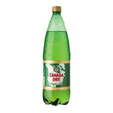 6 unidades Bebida Canada Dry Ginger Ale, 1.5 lts. ($1.490 c/u)
