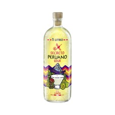 Pisco Secreto Peruano Sour, 1 litro