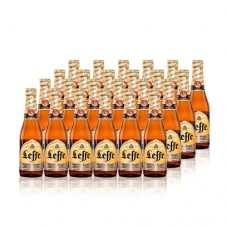 24 unidades Cervezas Leffe ($854 c/u)