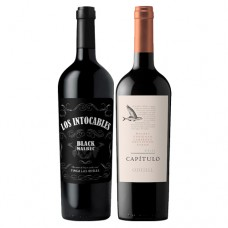 Pack 6 Los Intocables Malbec + 6 Odfjell Capitulo ($5.990 c/u)