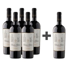 Pack 6 botellas Founders Collection Carmenere (PAGUE 5, LLEVE 6)