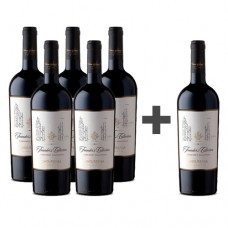 Pack 6 botellas Founders Collection Cabernet Sauvignon (PAGUE 5, LLEVE 6)