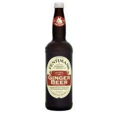 Caja 24 unidades Tónicas Fentimans Ginger Beer 200 ml ($1.390 c/u)