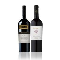 Pack 6 botellas Santa Ema Merlot  + 6  botellas Tabali Gran Reserva Cabernet Sauvignon ($4.990 c/u)