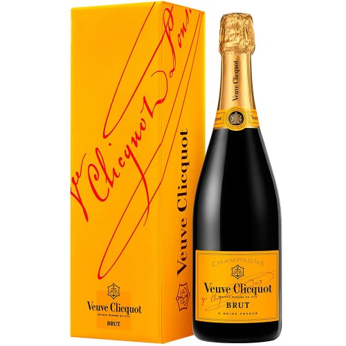Veuve Clicquot Brut Champagne 750cc, FRANCES