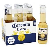Caja de 24 unidades Cerveza Coronita 207 ml. ($ 542 c/u)