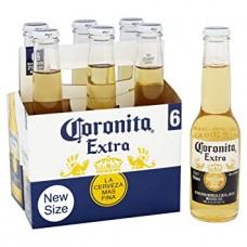 Caja de 24 unidades Cerveza Coronita 207 ml. ($ 582 c/u)