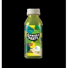 Caja 6 jugos Green Beats Celery Boots ($1.990 c/u)