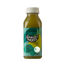 Caja 6 Jugos Green Beats Mint Punch ($1.990 c/u)