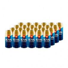 Caja 24 unidades Cervezas Royal lata , 330cc ($541)