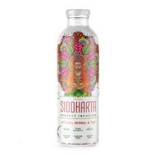 Pack 6 latas de té natural Siddharta ($1.990 c/u)