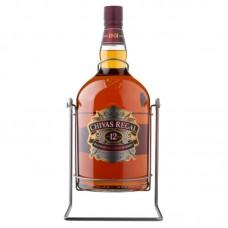 Whisky Chivas Regal 12 años (4 lts. y medio)