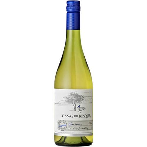 Caja 6 unidades Casas del Bosque Chardonnay ($4.990 c/u)