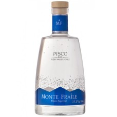 Pisco Monte Fraile Transparente