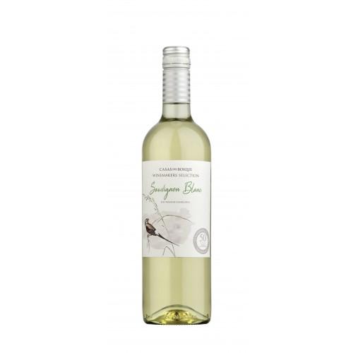 Caja de 6 unidades Casas del Bosque Sauvignon Blanc Winemaker 2020 ($3.990 c/u)