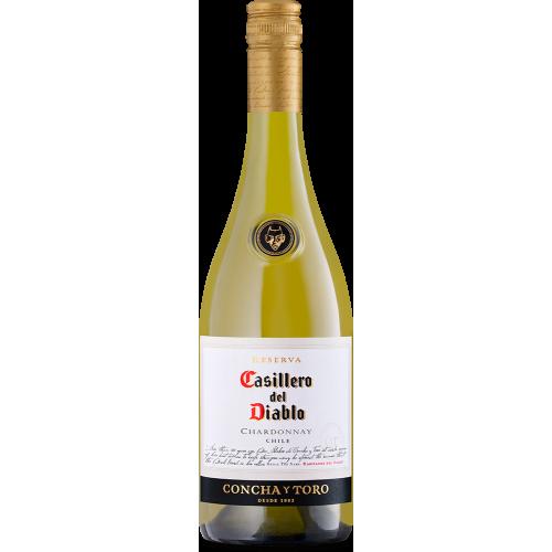 Caja 6 unidades Casillero del Diablo Chardonnay ($3.990 c/u)