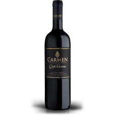 Caja 6 unidades Carmen Gran Reserva Grande Vidure/Cabernet Sauvignon ($4.990 c/u)
