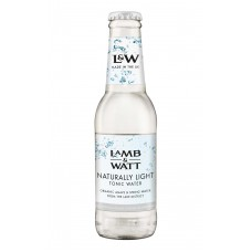 24 Agua Tónica Lamb Watt Light ($990 c/u)