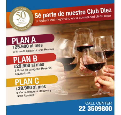 Club Diez