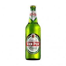 PACK 6 Cervezas 500cc Van Pur con Alcohol