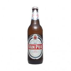 Caja de 6 Cervezas 500cc Van Pur sin Alcohol ($990 c/u)