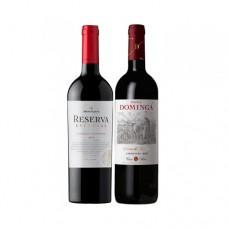 Pack 6 botellas Montgras Reserva Especial Cabernet Sauvignon + 6 Doña Dominga Cabernet Sauvignon ($2.990 c/u)